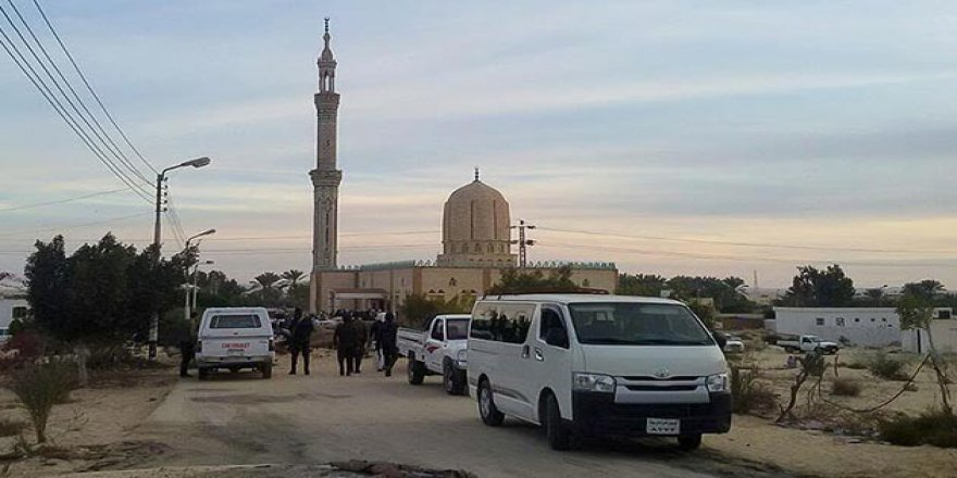 Mısır'daki Cami Saldırısında Ölü Sayısı 300'ü Aştı