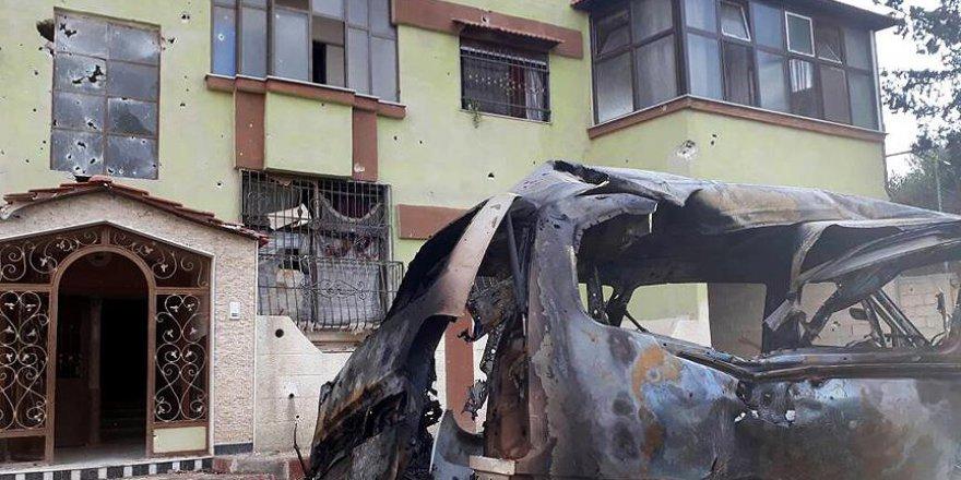 Esed Rejimi Doğu Guta'da Yetimhaneyi Hedef Aldı