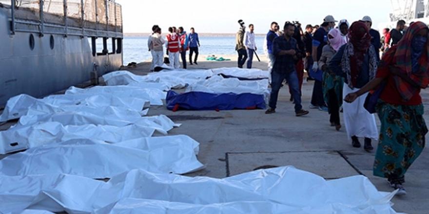 Libya Açıklarında Göçmen Faciası: 31 Kişi Hayatını Kaybetti!