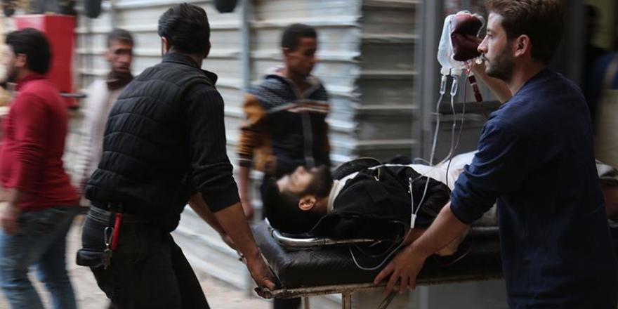 BM, Doğu Guta ve İdlib'e Yönelik Saldırılardan Endişeli!