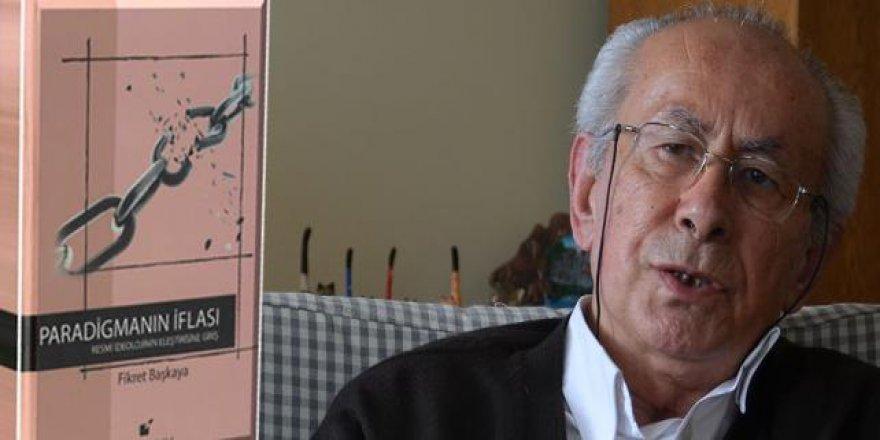 Evine Baskın Yapılan Yazar Fikret Başkaya Gözaltına Alındı!