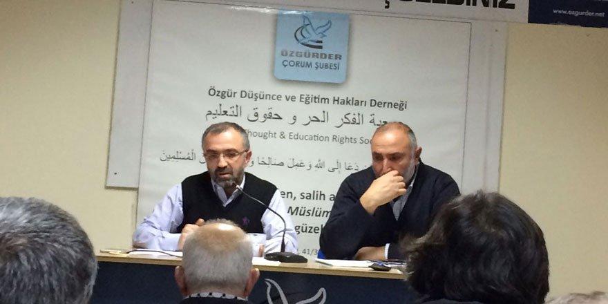 """""""15 Temmuz, Müslümanlar Açısından Bir Travma ve Bardaktan Taşan Son Damladır!"""""""
