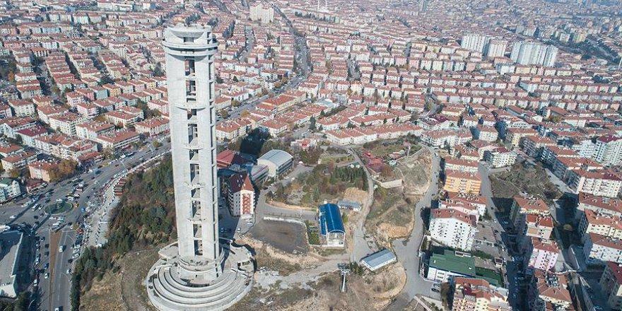 Keçiörenliler 'Cumhuriyet Kulesi'nin Yıkılmasını İstemedi
