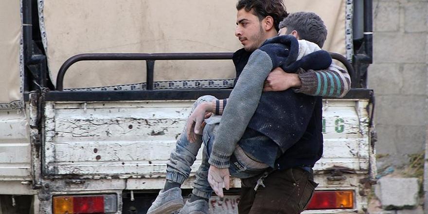 Doğu Guta'da Son İki Haftada En Az 130 Kişi Katledildi!