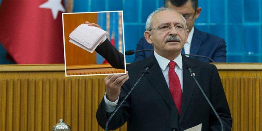 Herkes O 'Belgelerin' Peşinde Kılıçdaroğlu Basınla Paylaşmıyor
