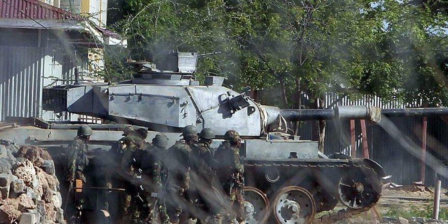 Somali Ordusu, Eş-Şebab Kontrolündeki Kasabayı Geri Aldı