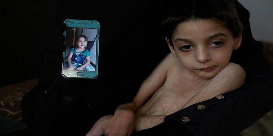 UNICEF'ten Doğu Guta İçin Acil Uyarı