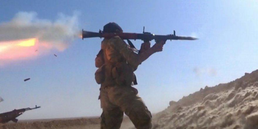 Drenişçiler Halep'in Güneyinde Kaybettikleri Mevzileri Geri Aldı