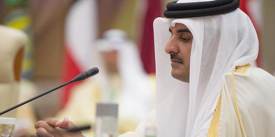 Katar Emiri'ne KİK Zirvesi İçin 'Resmi Davet'