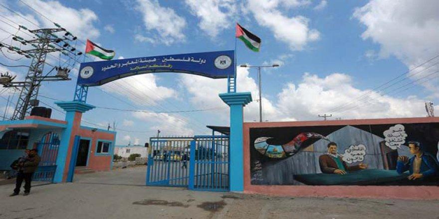 İşgalci İsrail'den Gazze'ye Saldırı
