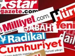 Gazete Manşetlerinde Referandum