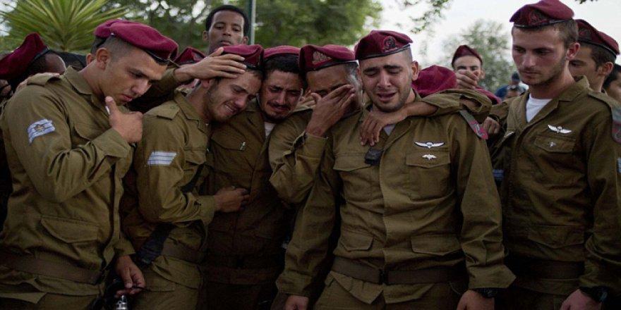 Necef Çölü'nde Bir İşgalci İsrail Askeri Öldürüldü