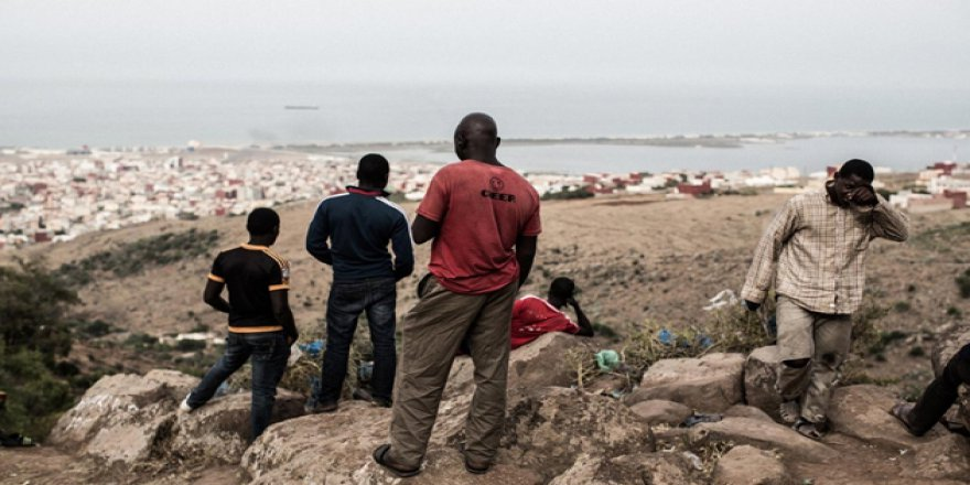 Fas Açıklarında 28 Sığınmacı Kayboldu