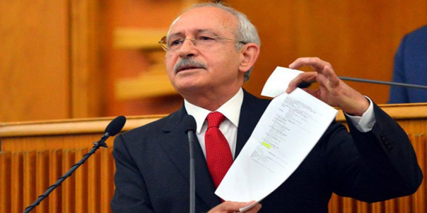 Kılıçdaroğlu: Lozan Antlaşması Türkiye'nin Namusudur