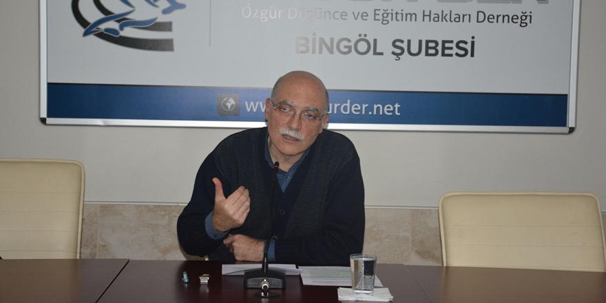 """""""AK Parti Politikaları Duygusal Değil, İlkesel Bir Yaklaşımla Ele Alınmalıdır!"""""""