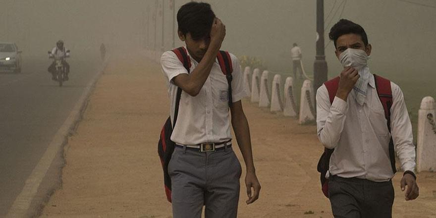 ABD Hindistan'a Kirli Yakıt İhraç Ediyor!