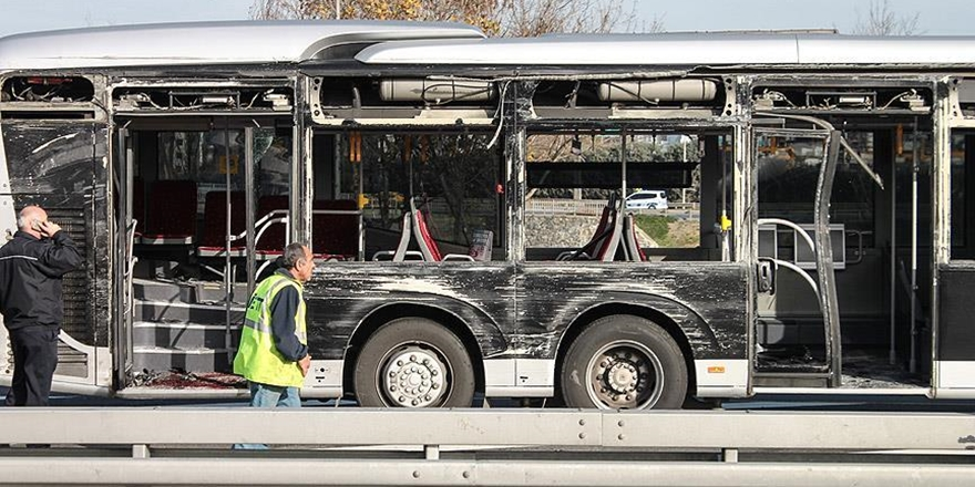 İstanbul'da Metrobüs Kazası: 19 Yaralı