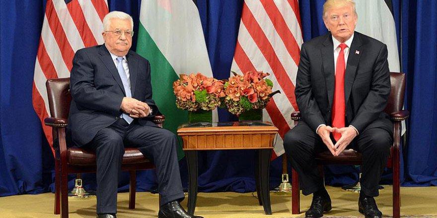 Trump, Abbas'a Elçiliğin Kudüs'e Taşınacağını Belirtti