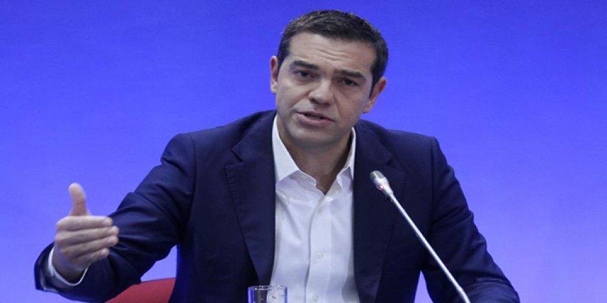 Yunanistan'dan Doğu Akdeniz'e İlişkin Yaptırım Tehdidi