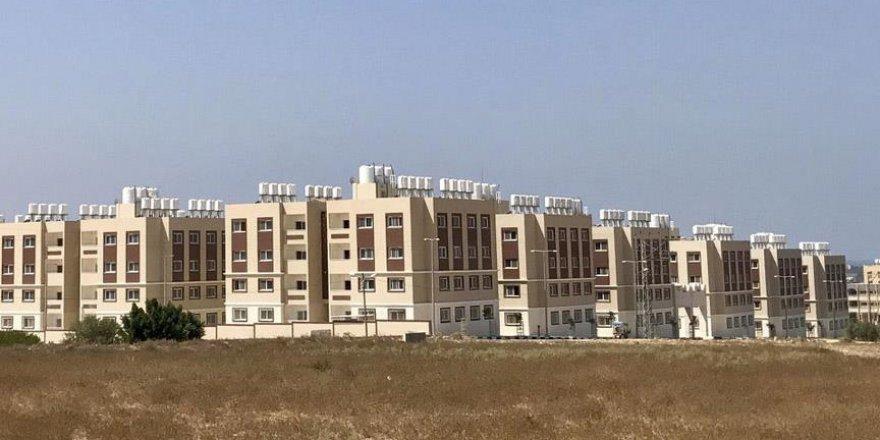TİKA'nın Gazze'de İnşa Ettiği 320 Konut Teslim Edildi