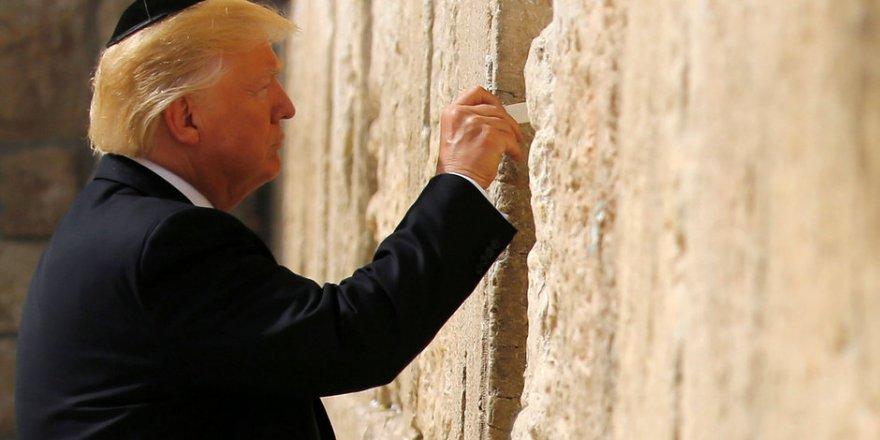 İslam Düşmanı ABD: Kudüs Siyonist İsrail'in Başkentidir!