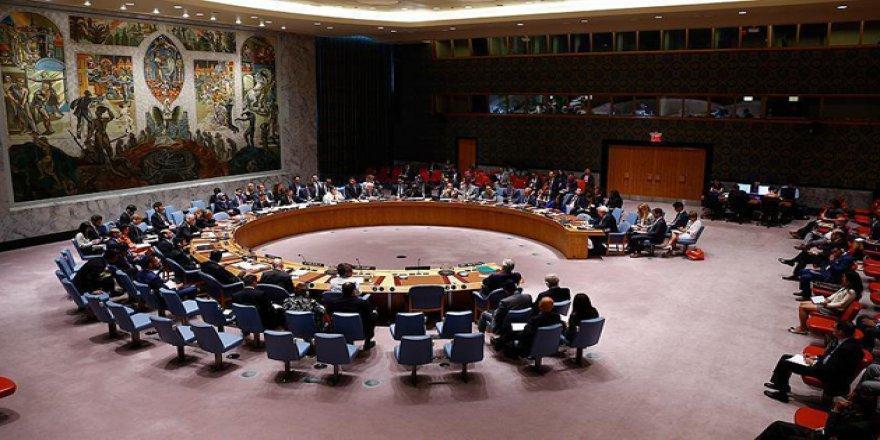 Fransa Suriye İçin BMGK'yı Acil Toplantıya Çağıracak
