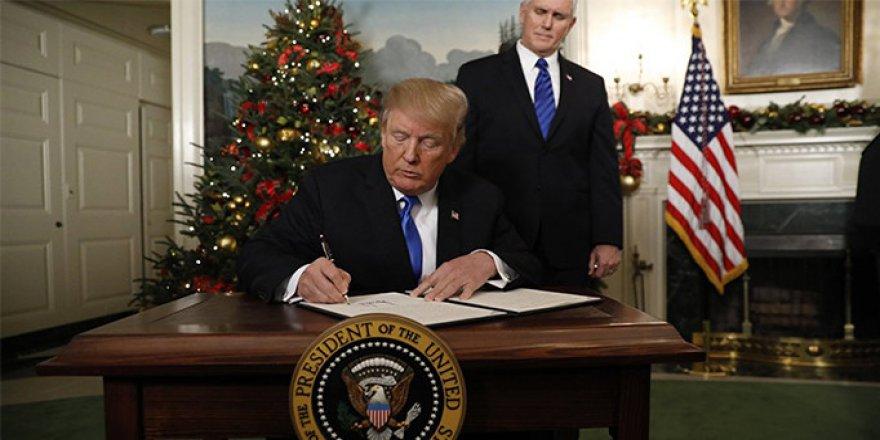 Beyaz Saray'dan Trump'ın Kudüs Kararına Dair Açıklama