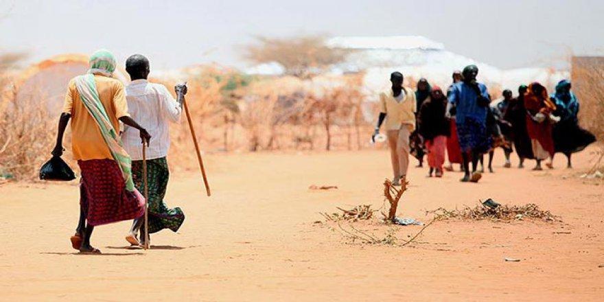 Afrika'da 2016'da 13 Milyona Yakın Kişi Yerlerinden Edildi
