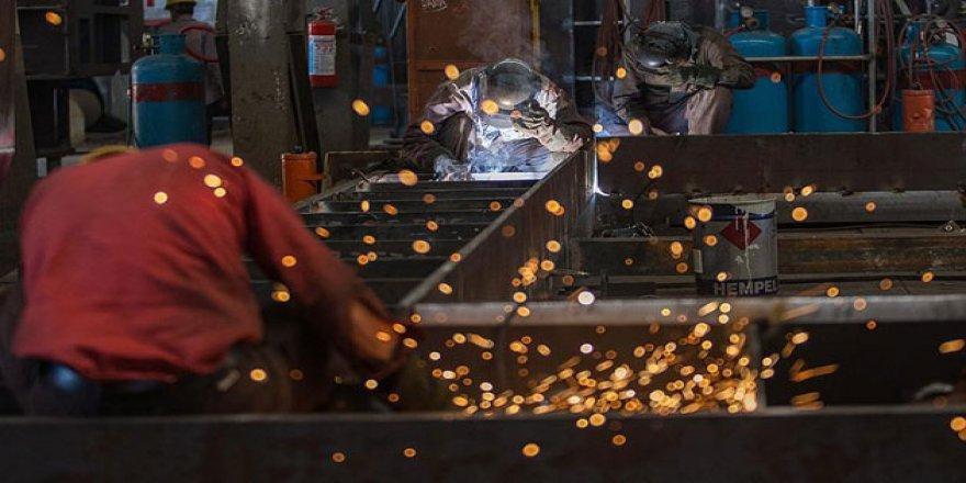 Sanayi Üretim Endeksi Ekim Ayında Arttı