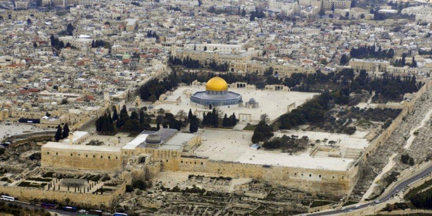 Kudüs İçin Meydanlardayız!