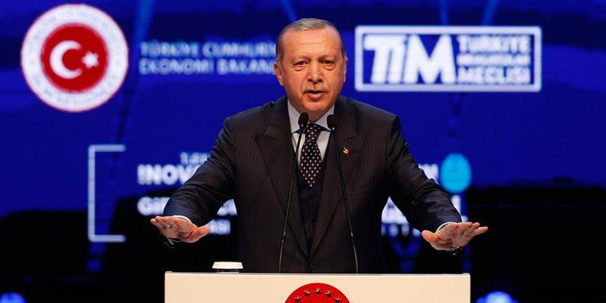 Cumhurbaşkanı Erdoğan: İsrail Bir İşgal Devletidir