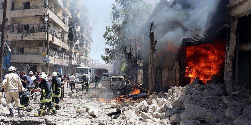 Suriye'de Geçen Ay 98 'Yaşam Merkezi' Bombalandı