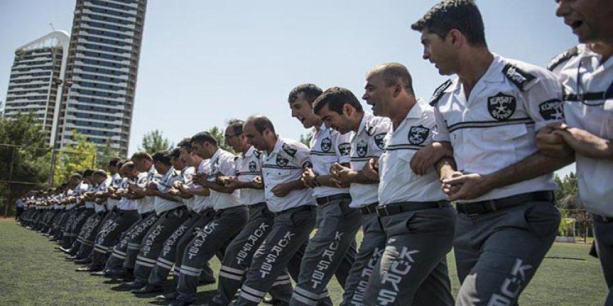 Türkiye'de 1,5 Milyon Güvenlik Görevlisi Var