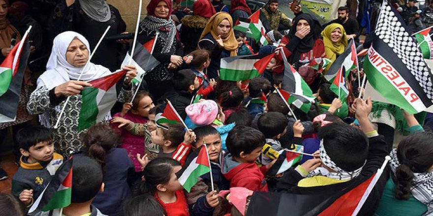 BM'den Filistinli Mültecilere Dair Açıklama