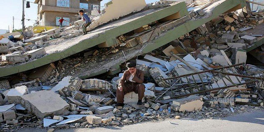 Kürdistan Depreminde Ölü Sayısı 600'ü Aştı