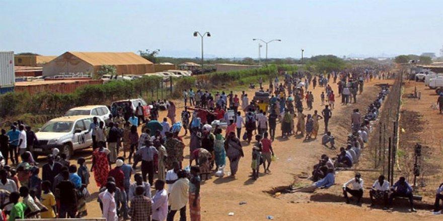 Güney Sudan'da 3 Vilayette Olağanüstü Hâl İlan Edildi