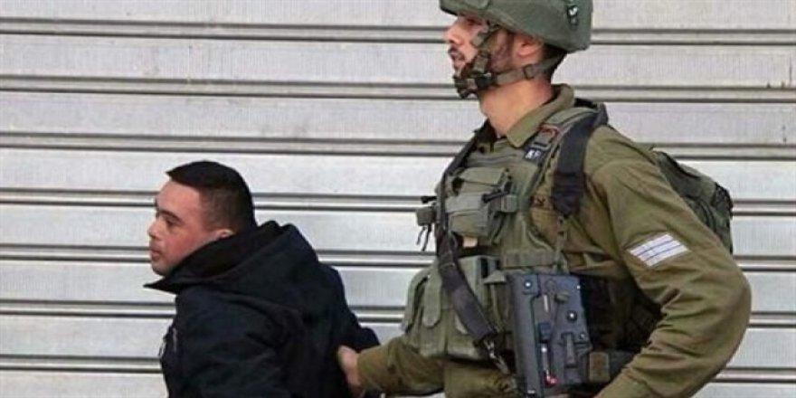 Down Sendromlu Filistinli Genç Türkiye'ye Getirilecek