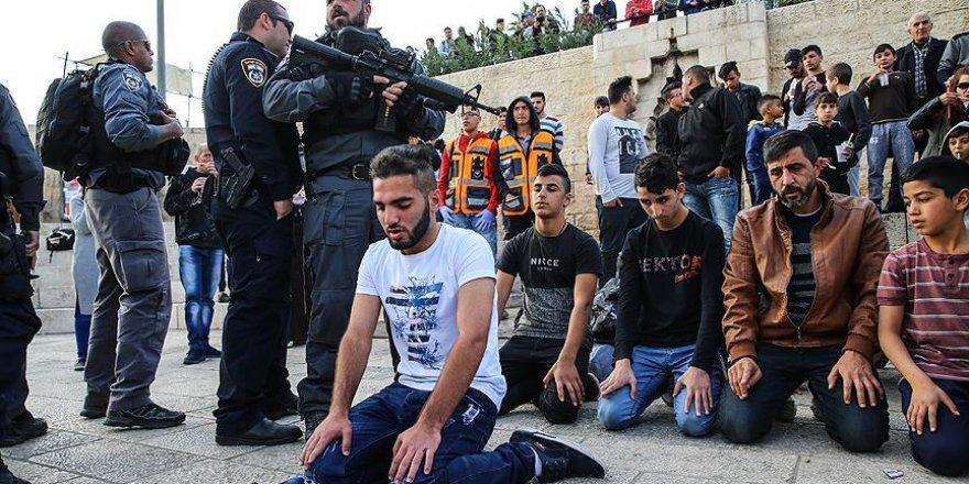 Kudüs'teki Protestolar 6. Gününde