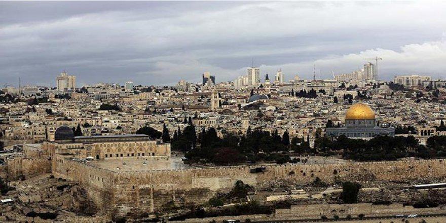 """YÖK ve Üniversitelerden """"Kudüs"""" Açıklaması"""