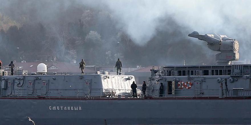 Rusya, Suriye'nin Tartus Kentindeki Deniz Üssünü Genişletiyor!