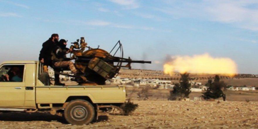 Tahriru'ş Şam Hama'da 550 Rejim Askerini Öldürdü