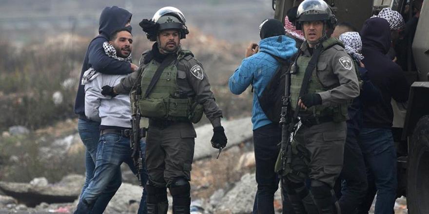 Batı Şeria ve Doğu Kudüs'te Bir Haftada 260 Gözaltı!