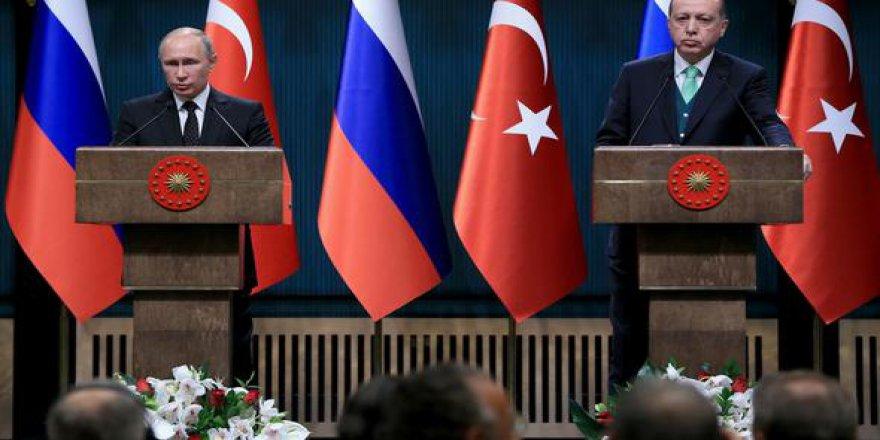 Rusya Erdoğan'ın İsrail Çıkışından Rahatsız Olmuş