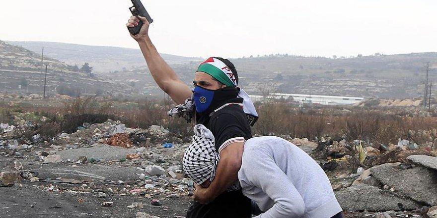 Filistinlilerin Arasına Gizlenen İşgalcilerden Müdahale