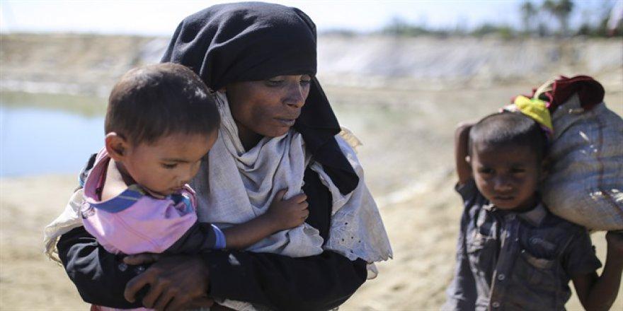 """MSF: """"Arakan'da Bir Ayda 6 Bin 700 Müslüman Öldürüldü"""""""