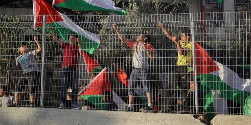 Türkiye Boks Federasyonu'ndan Filistin'e Destek