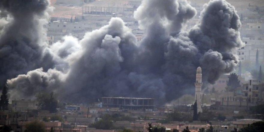 ABD'nin Suriye'deki Hava Saldırısında 20 Sivil Can Verdi