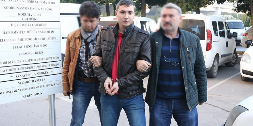 Antalya Merkezli FETÖ Operasyonunda 61 Gözaltı