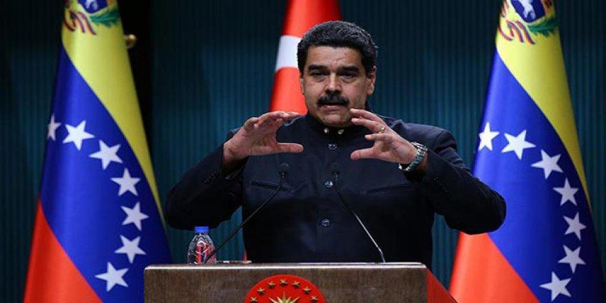 Maduro'nun İki Yakınına ABD'de Hapis Cezası