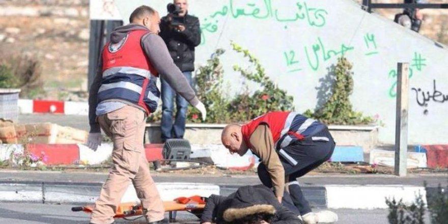 Feda Eylemiyle İşgal Askerini Yaralayan Filistinli Genç Ağır Yaralandı
